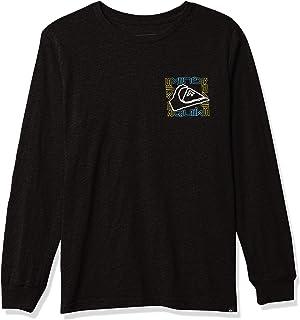 Quiksilver Boys Long Slevee Tee Shirt