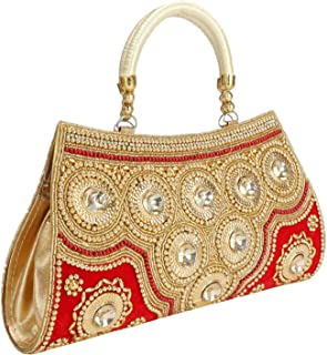 Indian Latest Bridal/Wedding/Party Clutches for Women & Girls