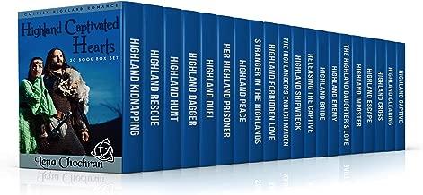 Highland Captivated Hearts: 20 Book Box Set: Highland Scottish Romance