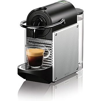 Nespresso by De'Longhi EN125S Original Espresso Machine by De'Longhi, Nespresso Pixie, Aluminum