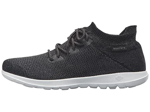 GOwalk SKECHERS Rise White Black Lite Performance xYCwCZqf
