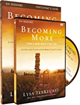 Becoming More Than a Good Bible Study Girl Participant's Guide with DVD: Living the Faith after Bible Class Is Over