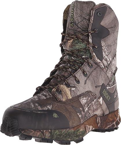 Rocky Men& 039;s 8 inch Broadhead 800G Hunting Stiefel