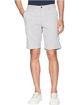 34 Arizona Printed Flat-Front Poplin Shorts Size 29 36 Msrp $38.00