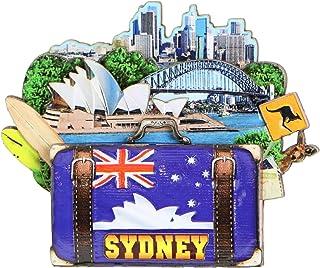 3D Sydney Magnet Souvenir of Australia Opera House and Landmarks