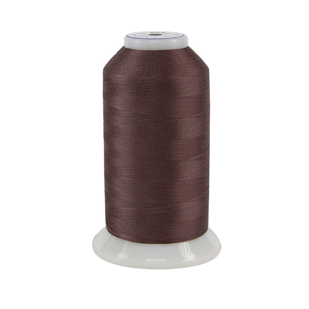 Superior Threads 11602-528 So Fine Raisin 3-Ply 50W Polyester Thread, 3280 yd
