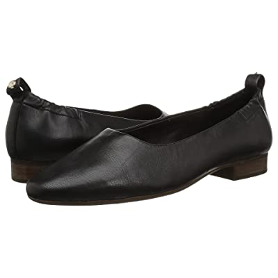 Taryn Rose Bess (Black Metallic/Silky Suede) Women