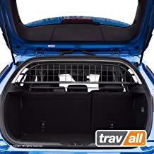 Travall Guard Compatible with Mazda CX-3 (2015-Current) TDG1505 - Rattle-Free Steel Pet Barrier