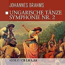 Ungarische Tänze / Hungarian Dances (Nr. 3 F-dur / No. 3 in F minor - Allegretto)