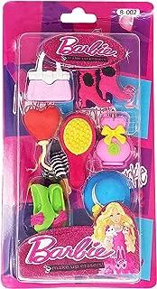 Parteet Prateet New Barbie Erasers for Kids