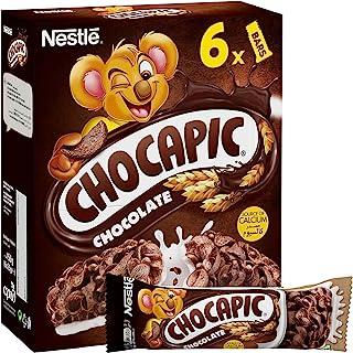 Nestle Chocapic Chocolate Breakfast Cereal Bar 25g (6 Bars)