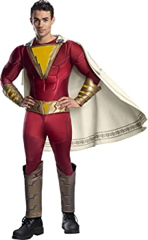 Rubie's Men's Shazam Adult Grand Heritage Costume