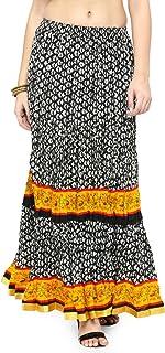 Geroo Women's Cotton a-line Petticoat