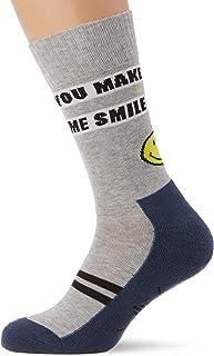 Smiley Skate Calcetines para Hombre