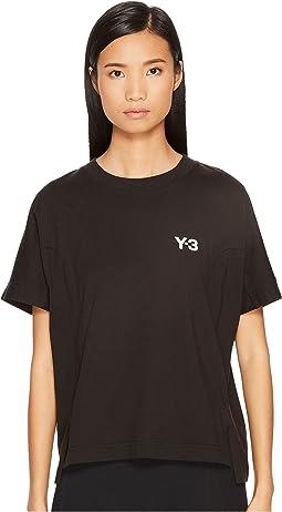 adidas Y-3 by Yohji Yamamoto - Short Sleeve Graphic Tee