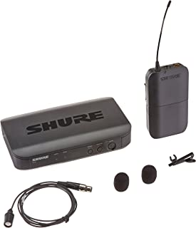 Shure BLX14/CVL Lavalier Wireless System with CVL Lavalier Microphone, H10