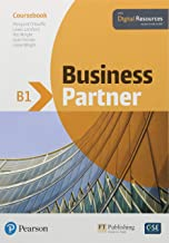 Business Partner B1 Coursebook and Basic MyEnglishLab Pack: access code inside
