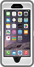 OtterBox Defender Series 3 Layer Belt-clip Holster Case for iPhone 6 Retail Packaging - White/Grey