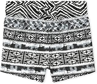 The Children's Place Baby Girls' Printed Casual Shorts