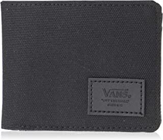 VANS Men's Boyd Iii Organizer Card and Money Wallet, Color Black