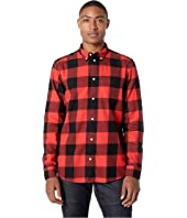 Olavi Plaid Long Sleeve Shirt