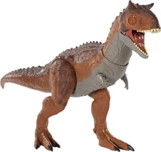 Jurassic World Dinosaurio de juguete Carnotaurus Controla y Conquista (Mattel GJT59)