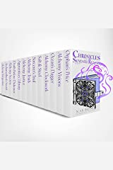 Chronicles of the Seventh Realm Box Set Books 1 - 13: Epic Fantasy series: Science, Magic, Two Worlds Collide Kindle Edition