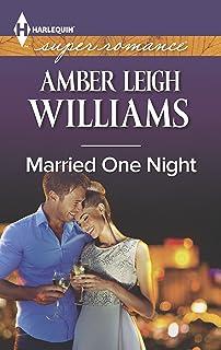 Married One Night (Harlequin Super Romance)
