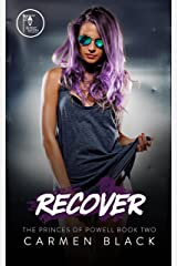Recover (The Princes of Powell Book 2) Kindle Edition