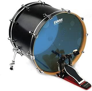 Evans Heads Evans Hydraulic Blue Bass Drum Head, 22 Inch - BD22HB