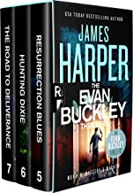 The Evan Buckley Thrillers: Books 5 - 7 (Evan Buckley Thrillers Boxsets Book 2)