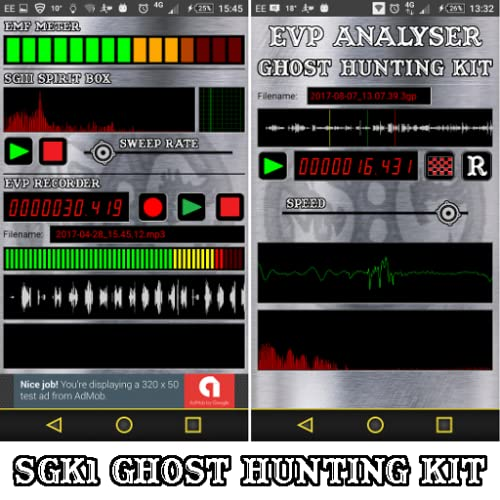 SGK1 - Ghost Hunting Kit