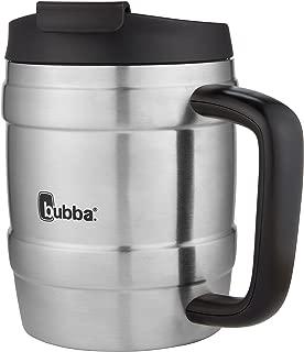 Bubba Keg Vacuum-Insulated Stainless Steel Desk Mug, 20 oz, Licorice