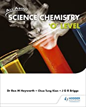 All About Science Chemistry 'O' Level Theory Workbook