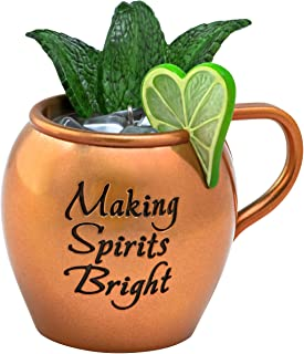 Best Hallmark Keepsake Christmas 2019 Year Dated Moscow Mule Ornament Review