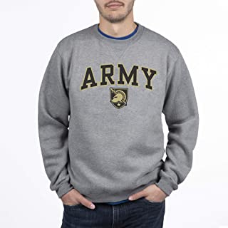 Top of the World NCAA Men's Crewneck Charcoal Gray Sweatshirt
