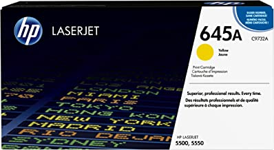 HP 645A | C9732A | Toner Cartridge | Yellow