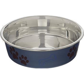 Loving Pets Metallic Bella Bowl