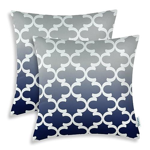 Navy Blue And Gray Bedroom Decor Amazon Com