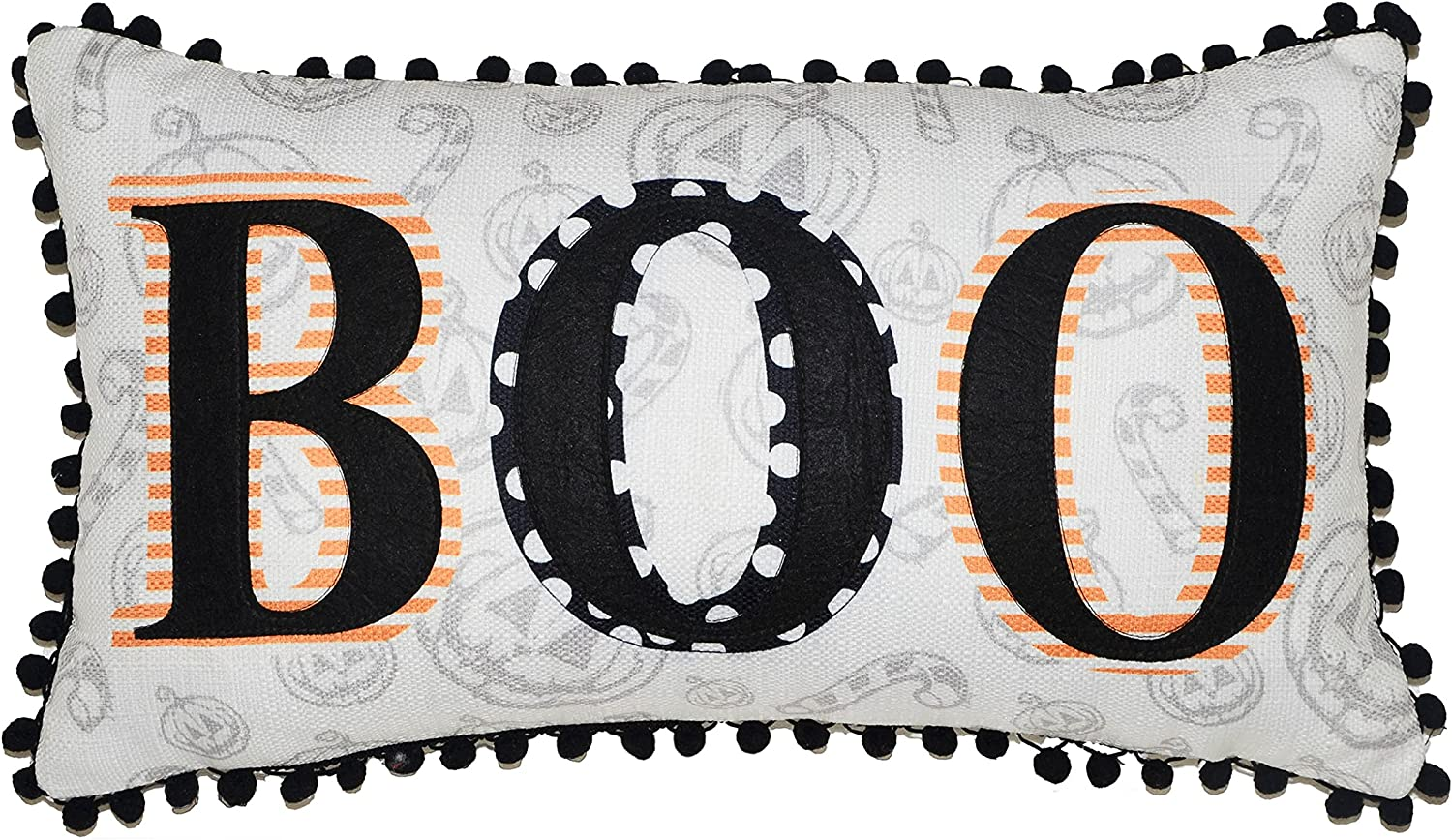 Wahdland Halloween Pillow 35% OFF wit Cash special price Throw Cover