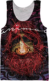 RageOn Lets Rage Big Fat Meanie Premium All Over Print Tank Top