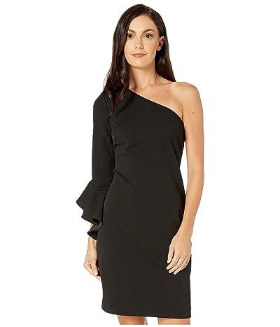 Trina Turk Kandinsky Dress (Black) Women