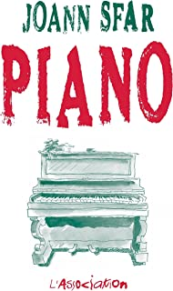 Piano (Carnet t. 12) (French Edition)