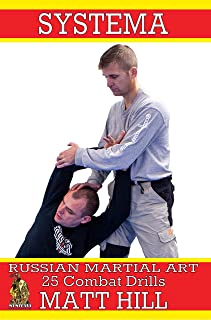 systema combat style