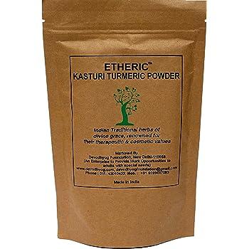 Etheric Wild Kasturi Turmeric Powder (150 Grams)