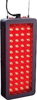دستگاه درمانی با نور قرمز توسط Hooga ، Red 660nm نزدیک مادون قرمز 850nm ، 100 LED ، FDA پاک شده ، فن های خنک کننده ، تابش زیاد پوست ، تسکین درد ، ضد پیری ، بازیابی عضلات ، انرژی ، عملکرد. HG500.