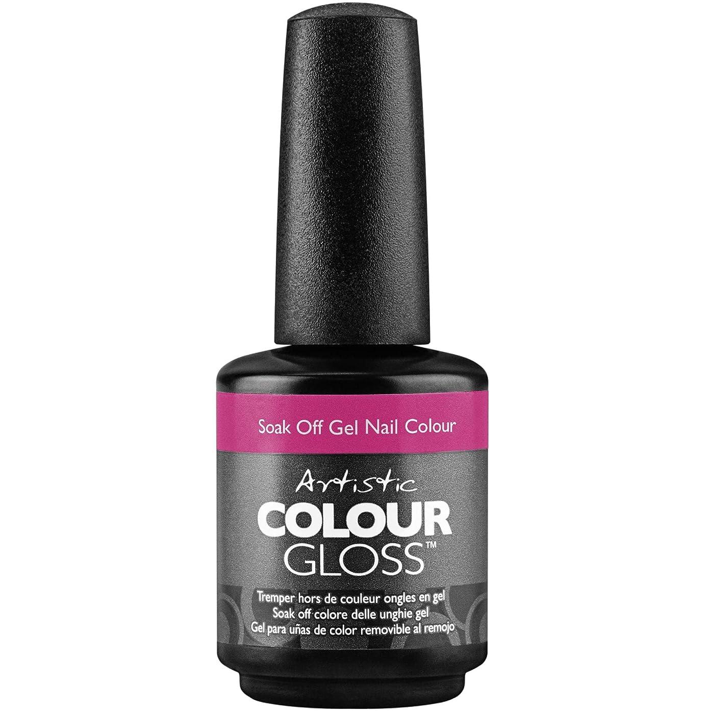 征服者シニス固体Artistic Colour Gloss - Off Duty - 0.5oz / 15ml