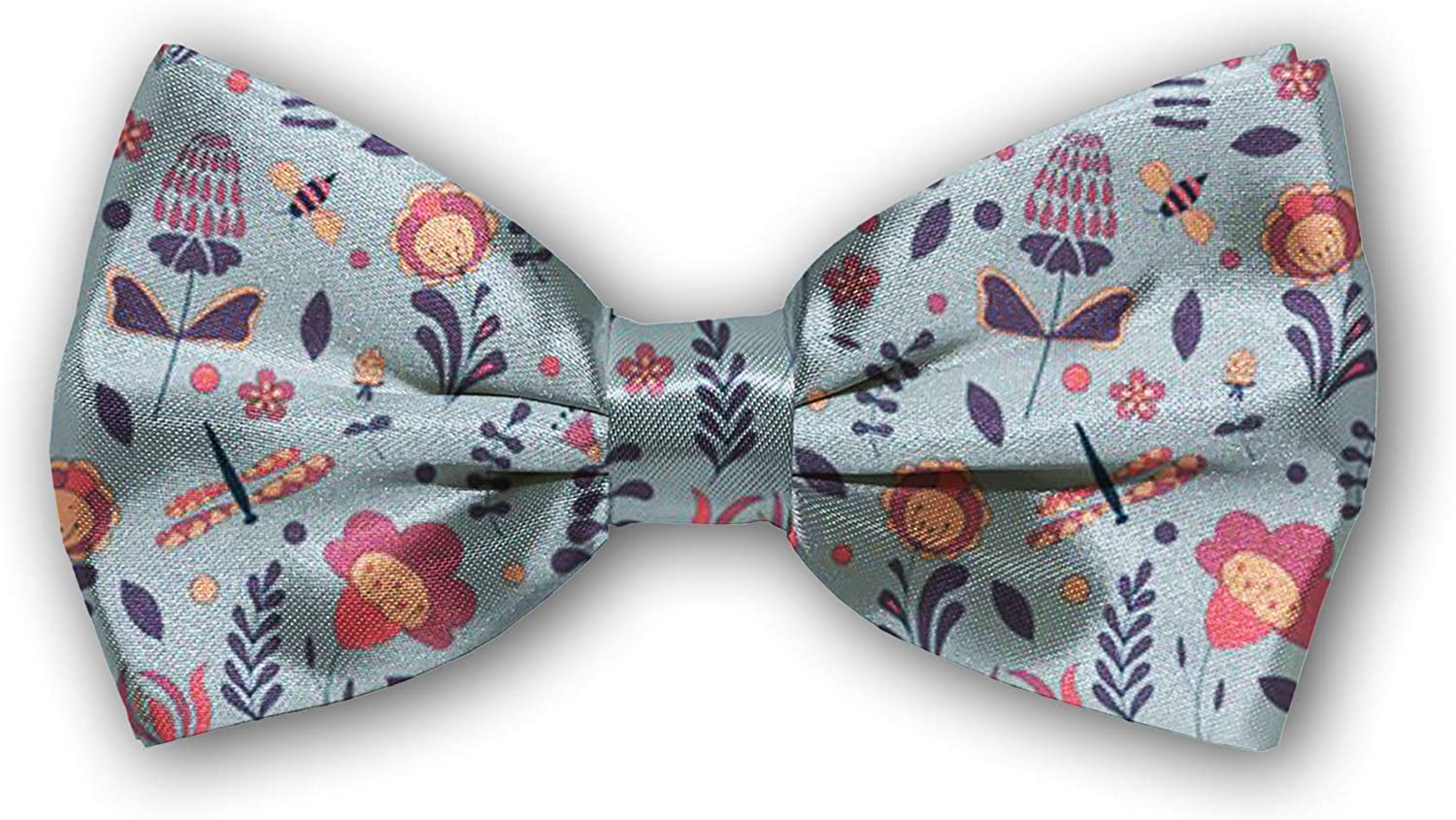 Bow Tie Tuxedo Ranking TOP16 Butterfly Cotton Bowtie Detroit Mall Adjustable Mens for Boys