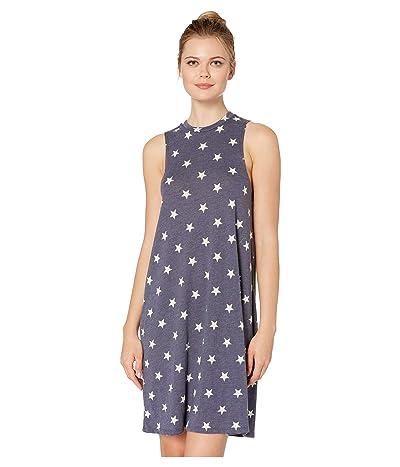 Alternative Eco A-Line Tank Dress (Stars) Women