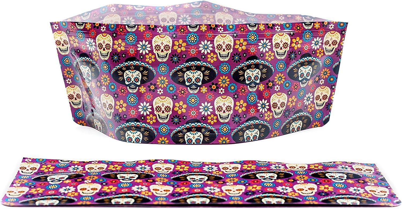 MODGY Dog Bowl (Dia de Perros, Pack of 2)